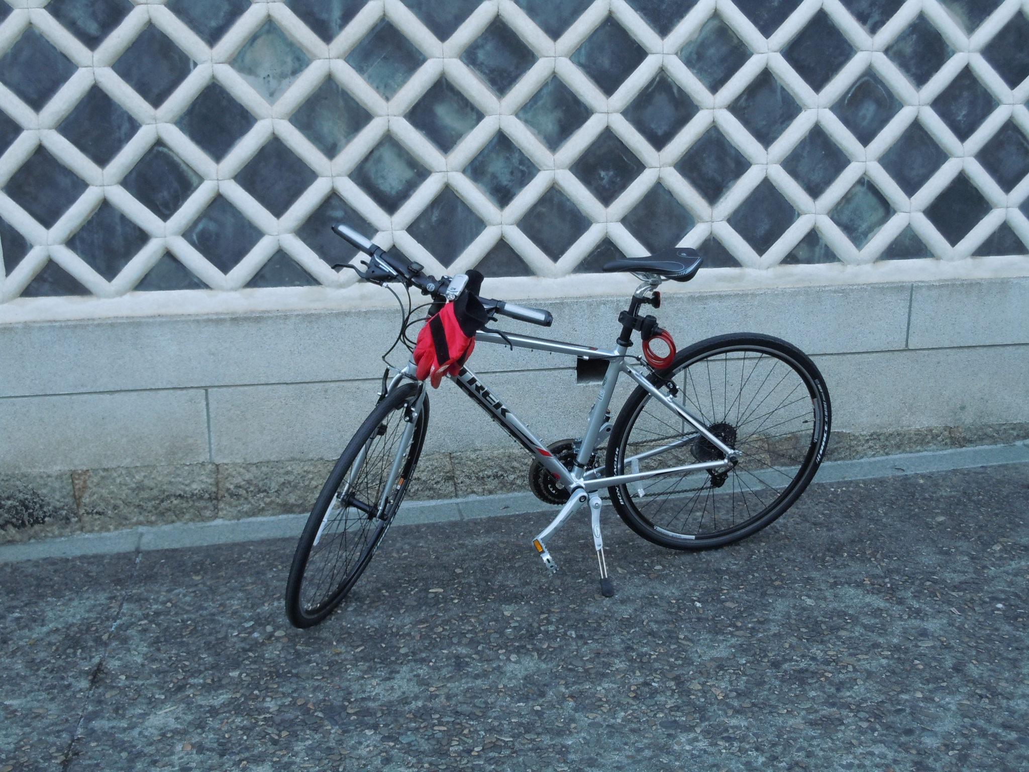 1.クロスバイク