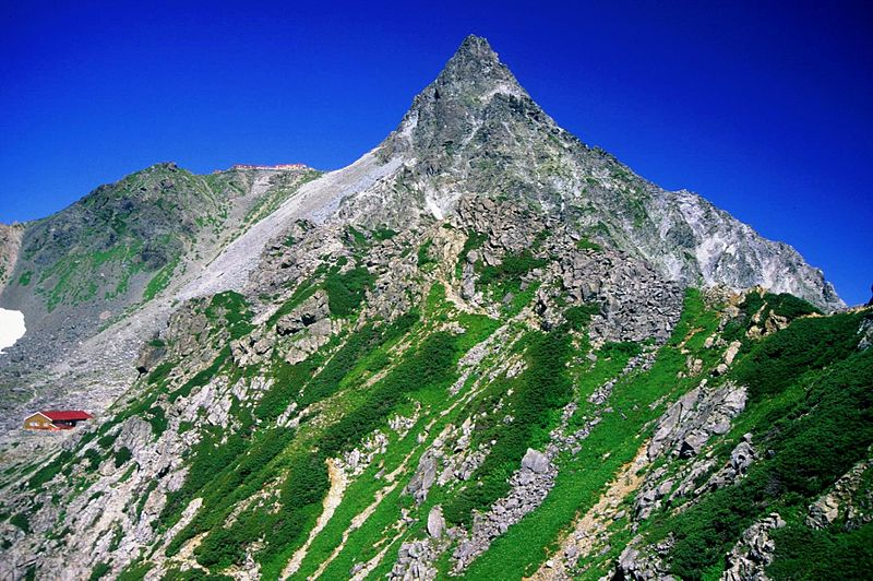 A‐3 槍ヶ岳