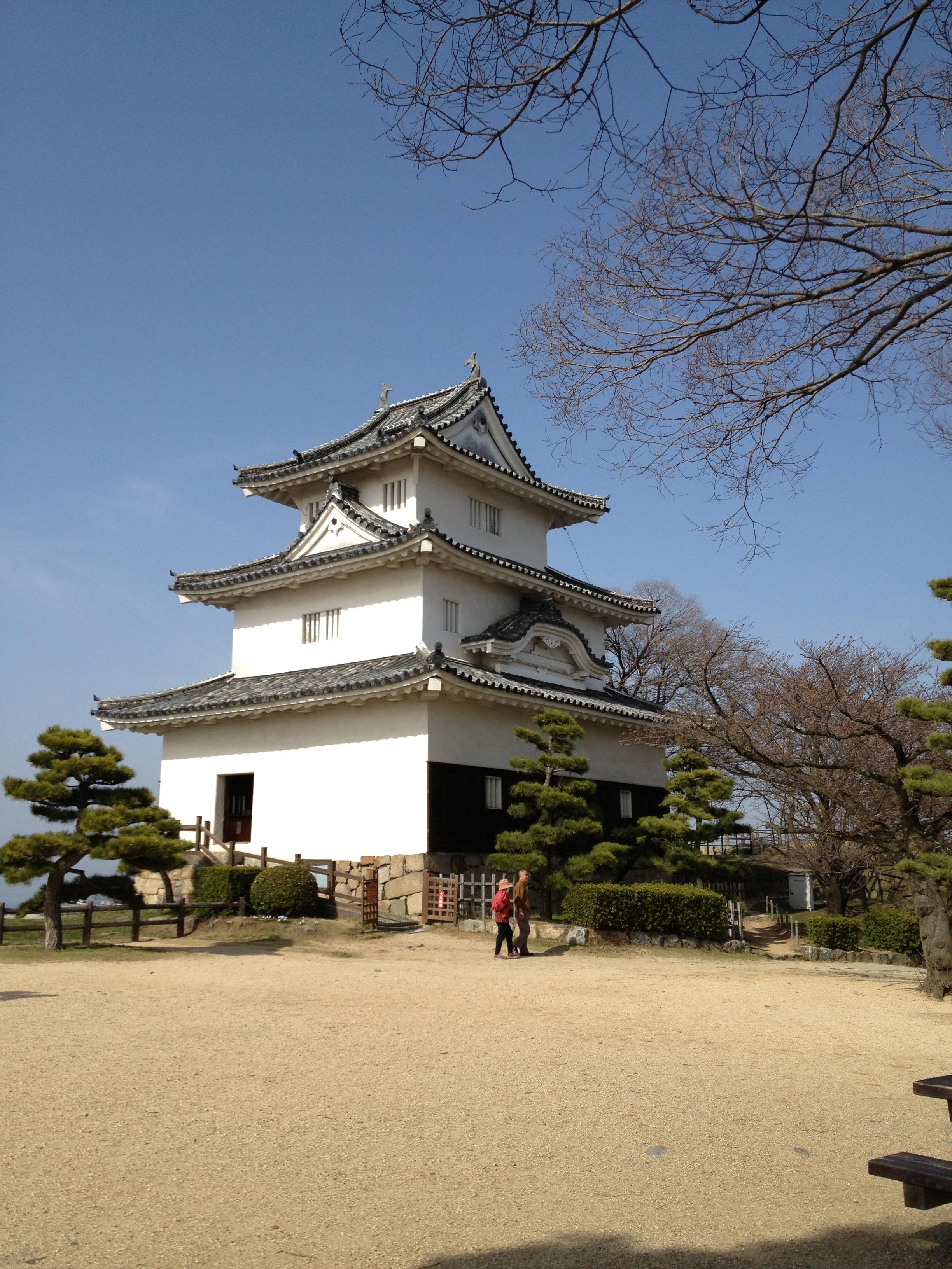 A-17丸亀城
