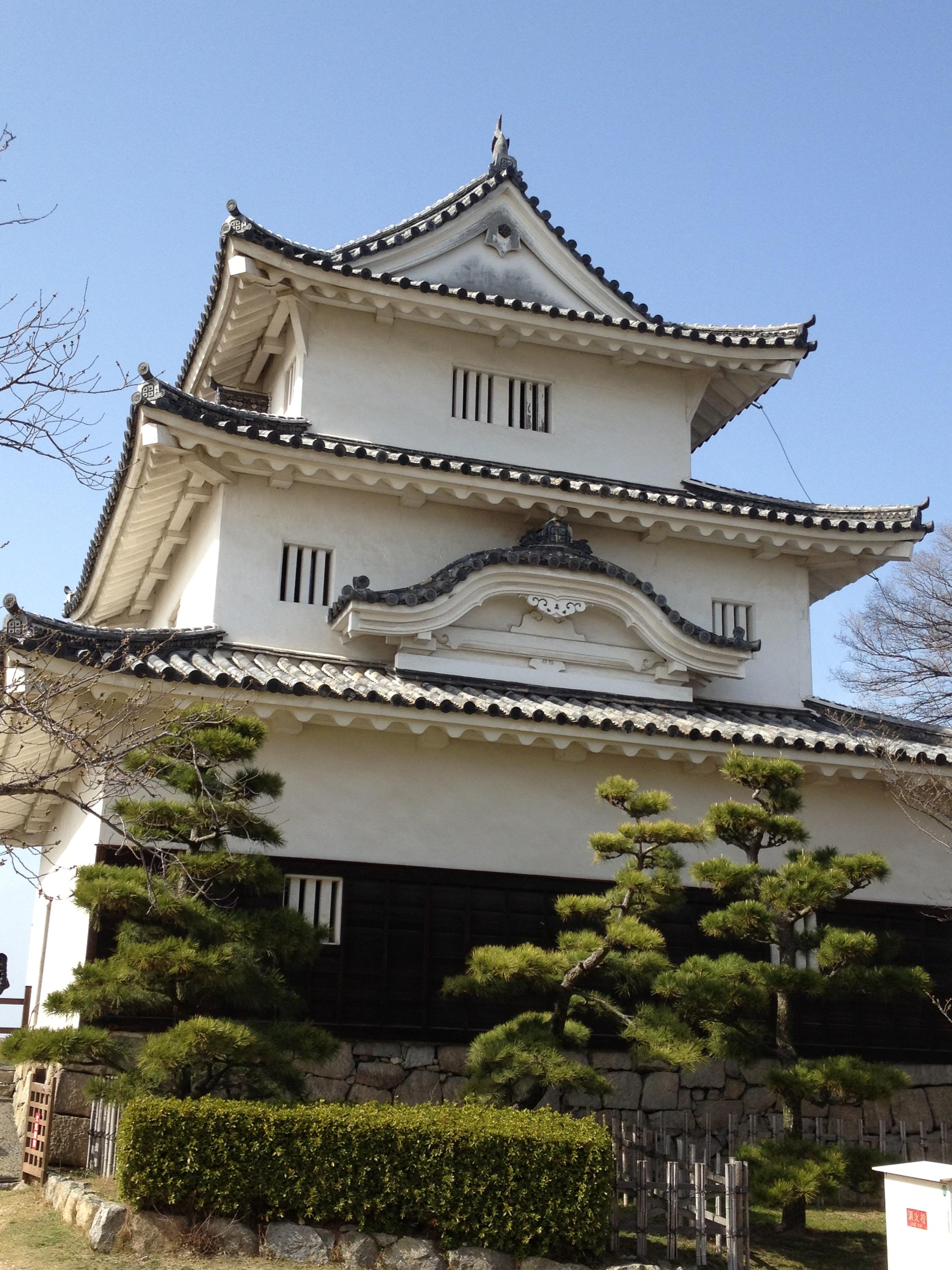 A-18丸亀城