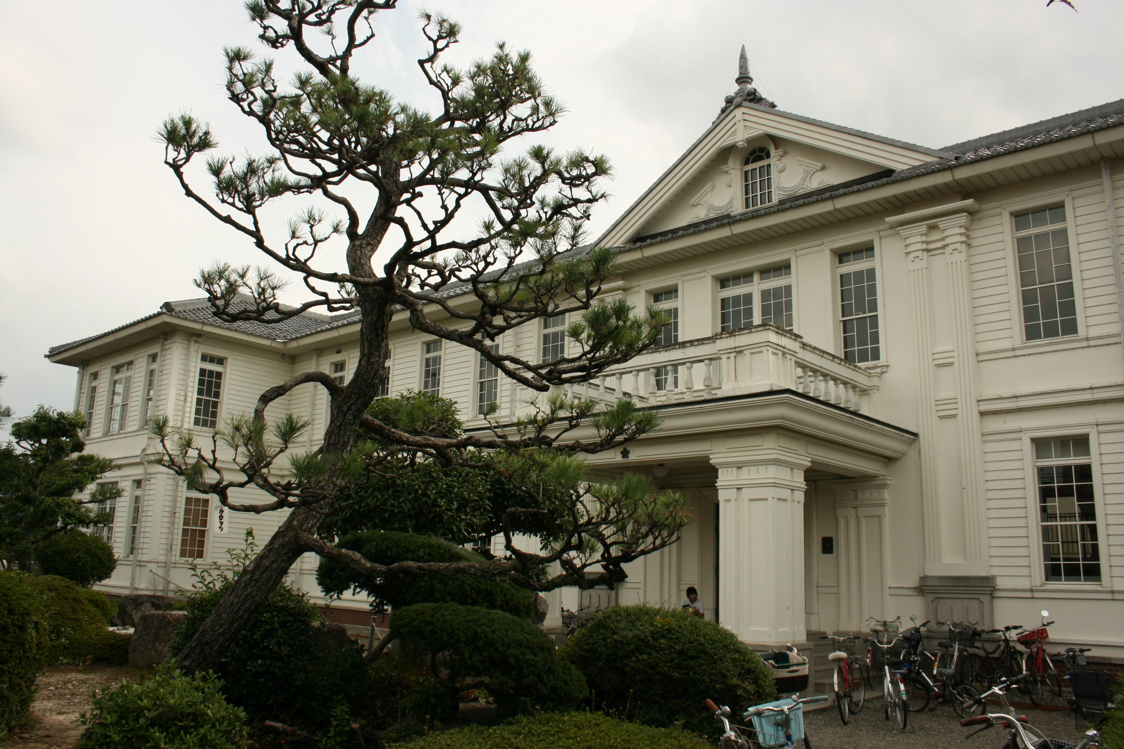 近江八幡写1小学校